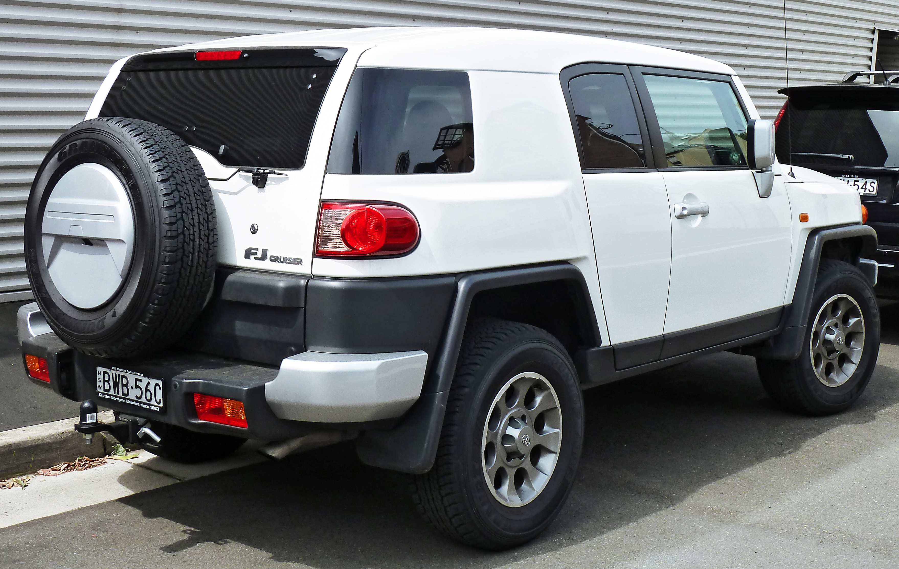 Toyota Fj Cruiser Pictures Information And Specs Auto - 2006 fj cruiser
