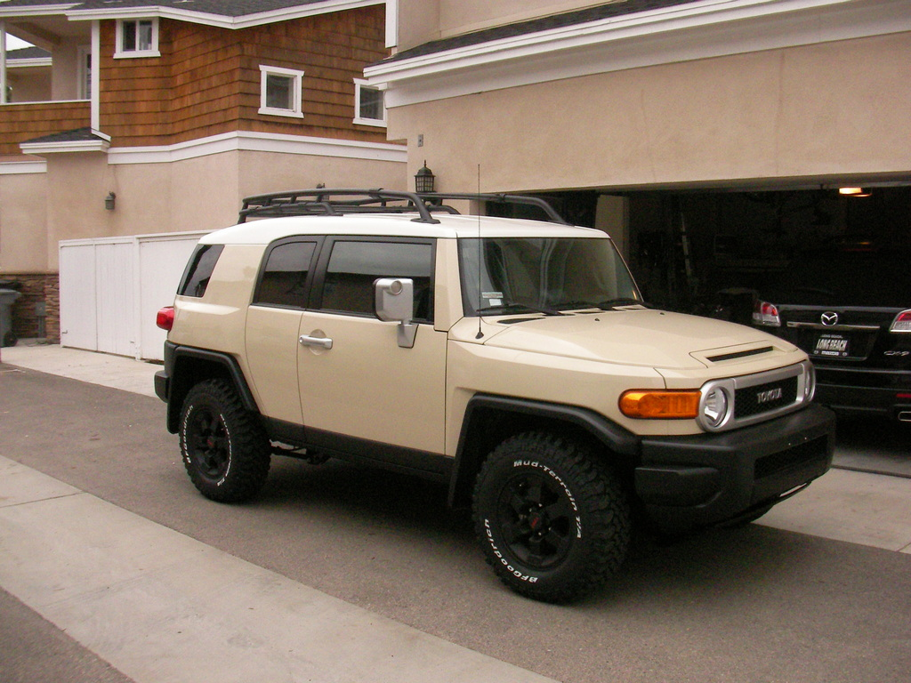 2008 toyota fj cruiser pictures information and specs. Black Bedroom Furniture Sets. Home Design Ideas