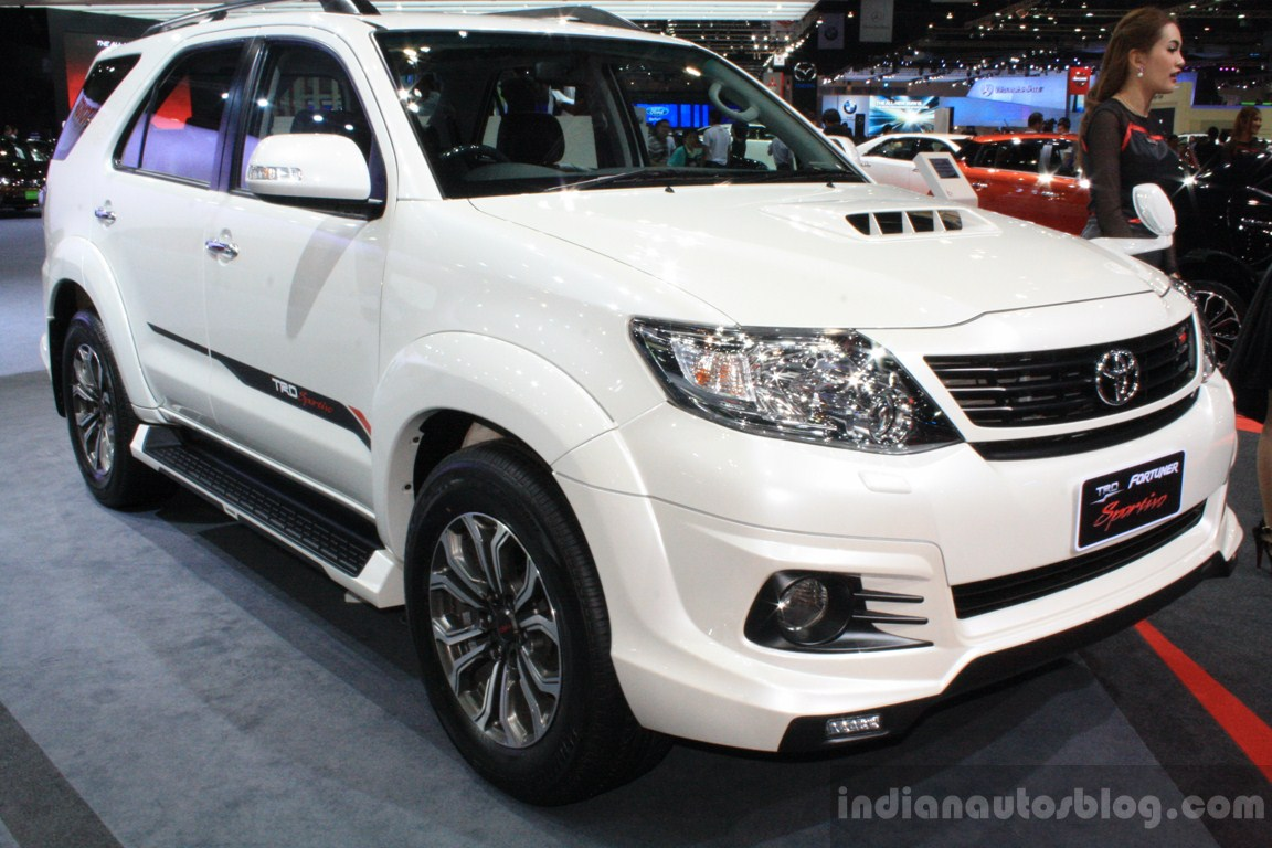2014 Toyota Fortuner Pictures Information And Specs