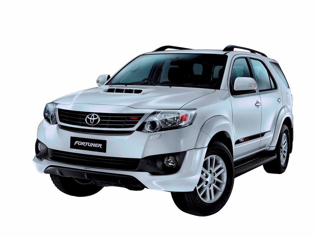 2015 Toyota Fortuner Pictures Information And Specs