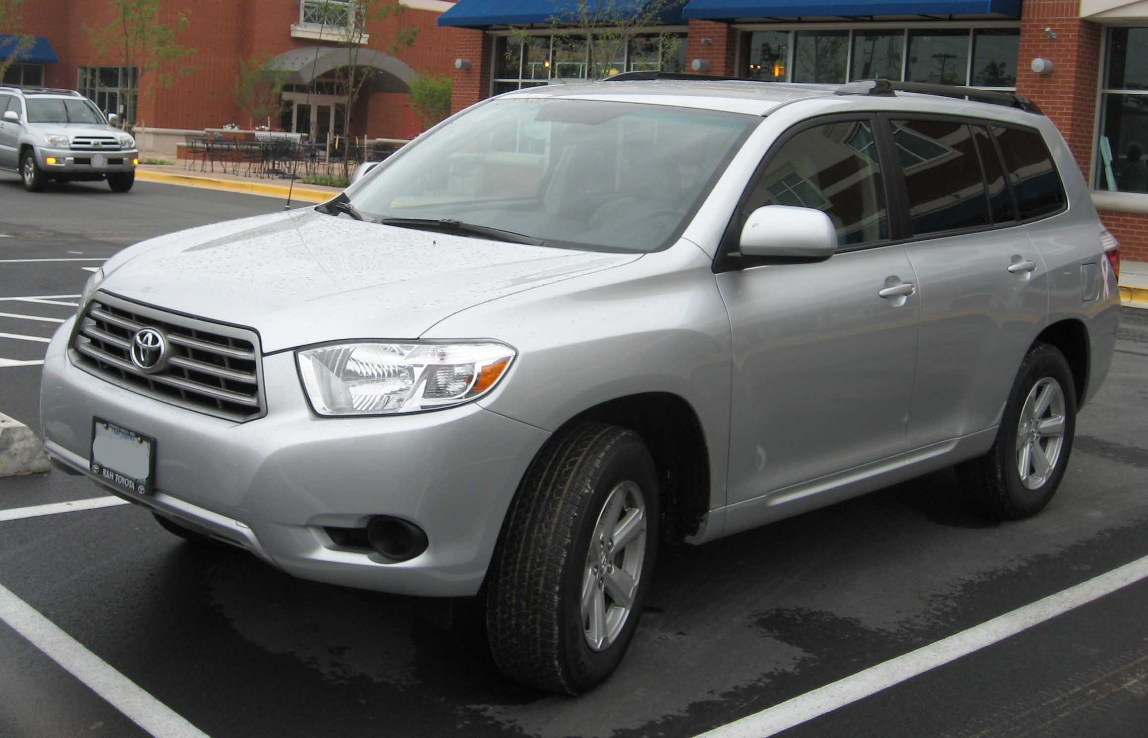 2008 Toyota Highlander – pictures, information and specs ...