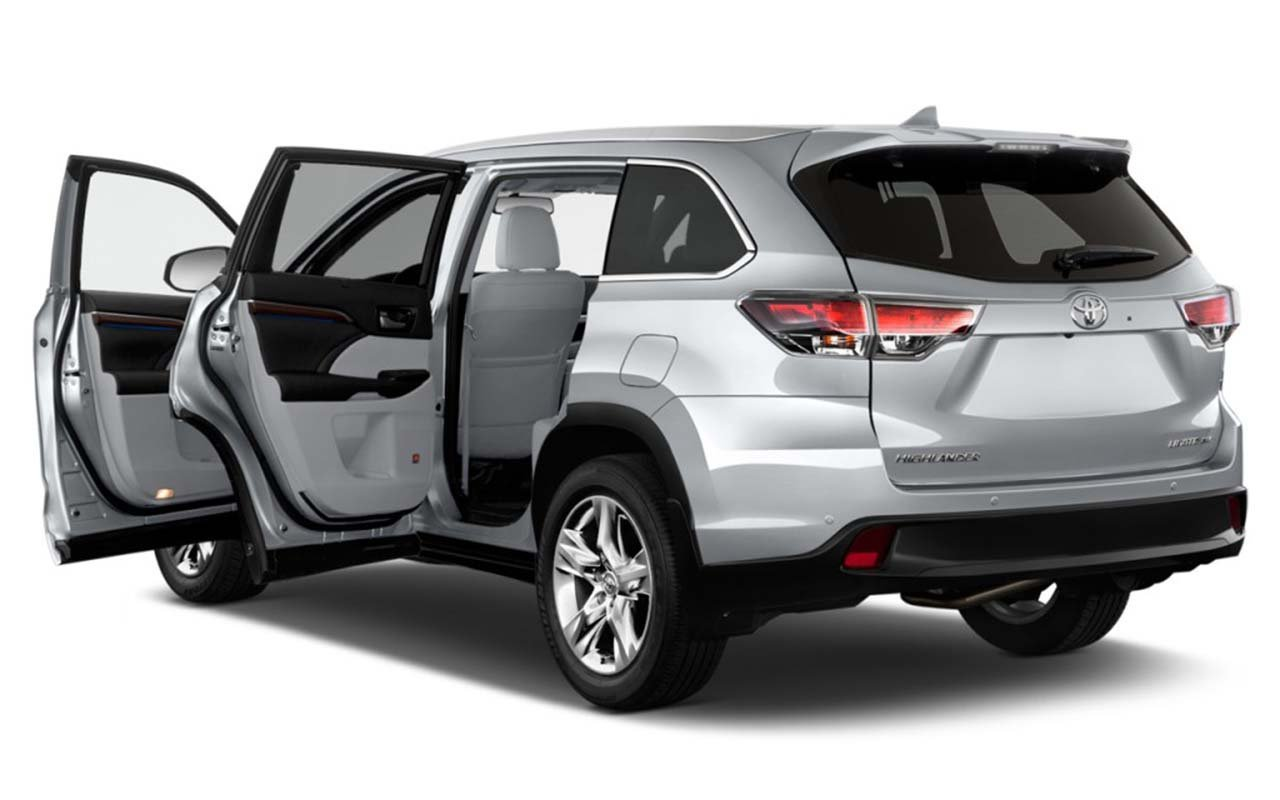 2016 toyota highlander iii pictures information and specs auto. Black Bedroom Furniture Sets. Home Design Ideas