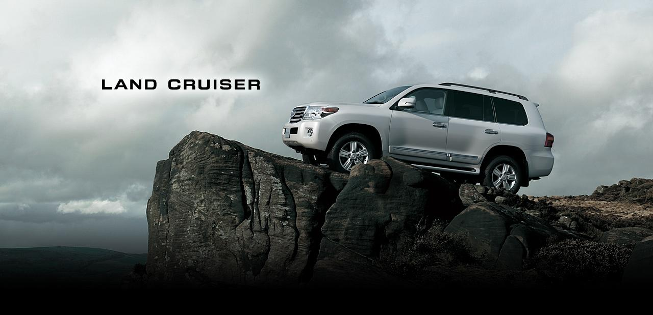 2012 Toyota Land Cruiser 200 Pictures Information And