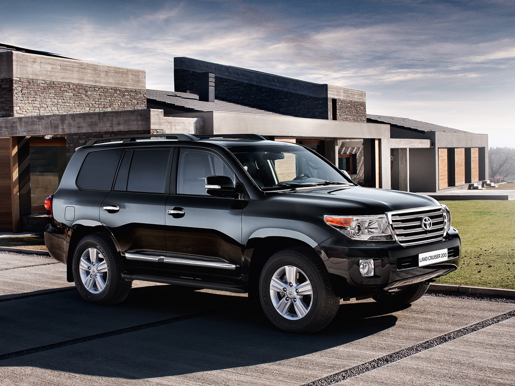 Toyota Land Cruiser 200 2014 Wallpaper Auto Databasecom