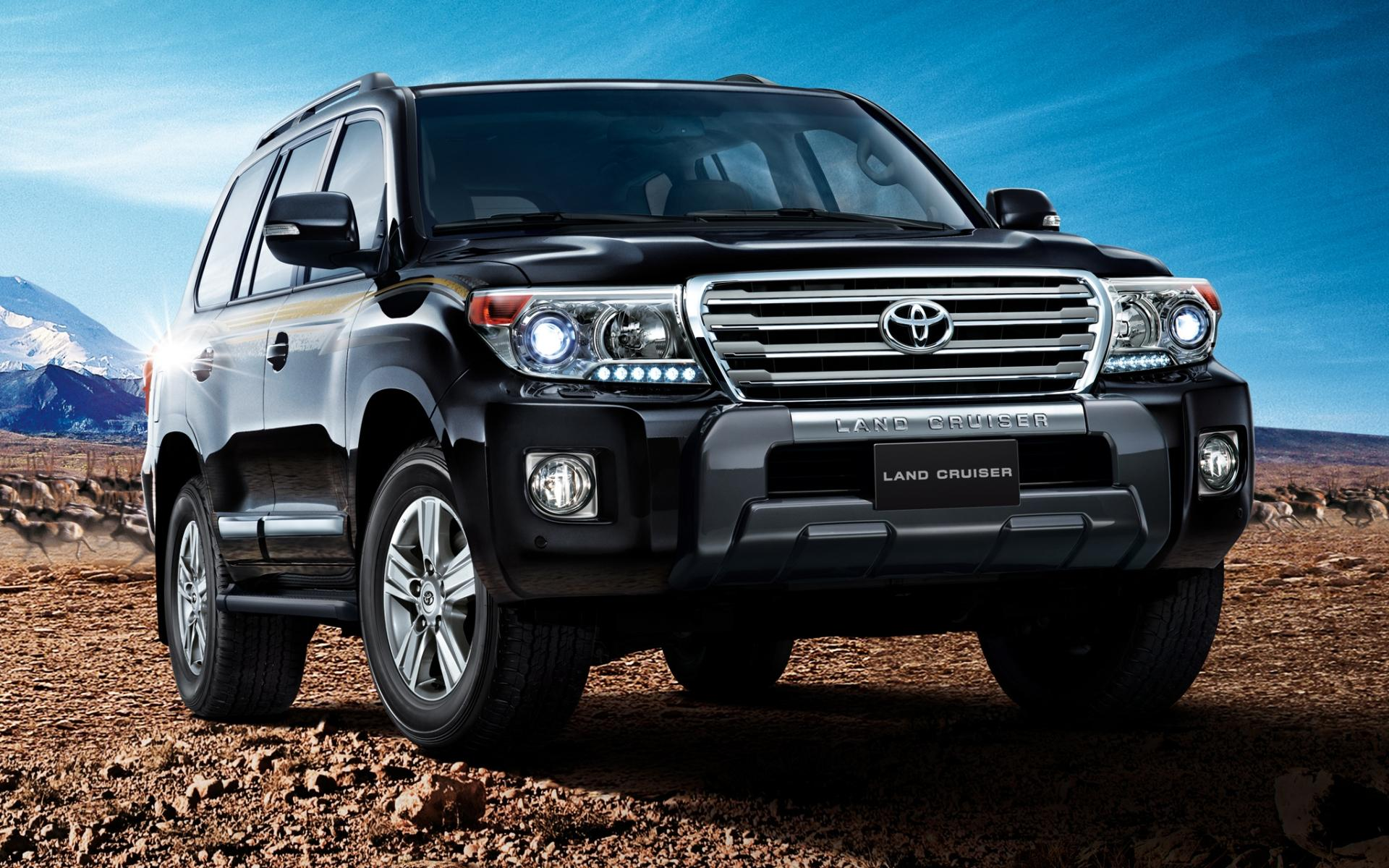 2015 toyota land cruiser 200 pictures information and. Black Bedroom Furniture Sets. Home Design Ideas