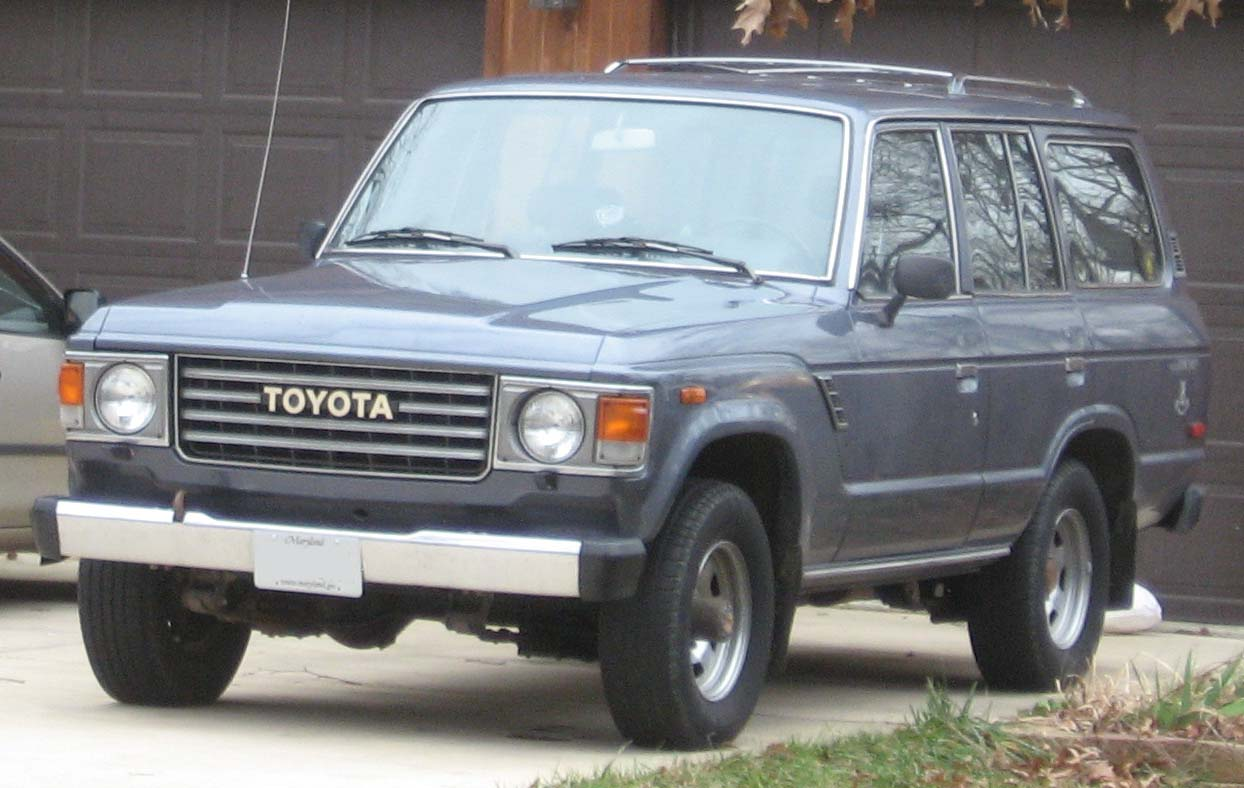 1993 Toyota Land cruiser (j7) – pictures, information and ...