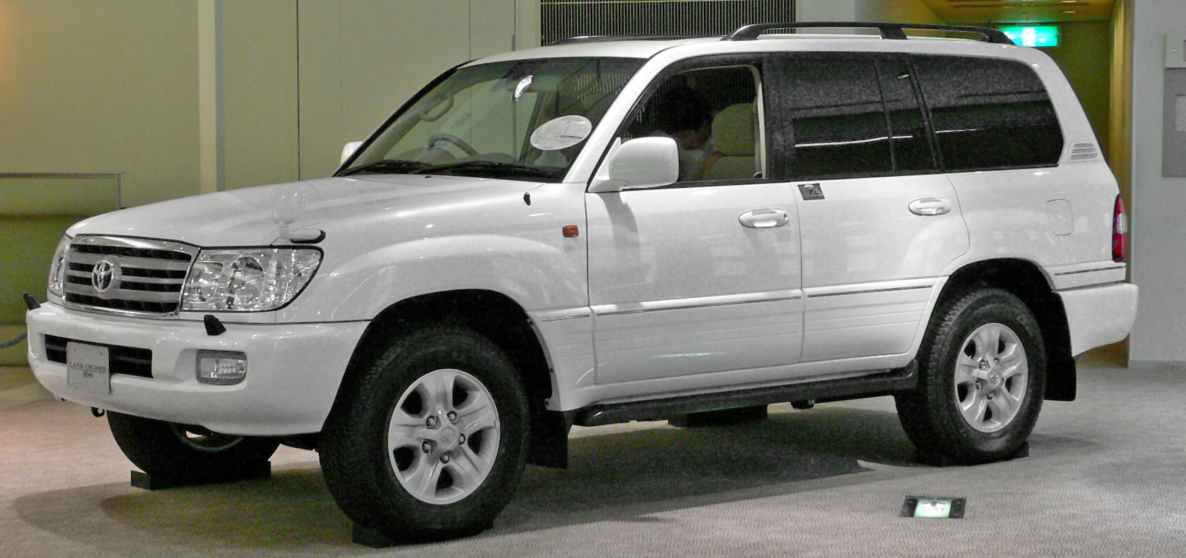 2001 Toyota Land Cruiser Prado J9 Pictures Information And Images 4