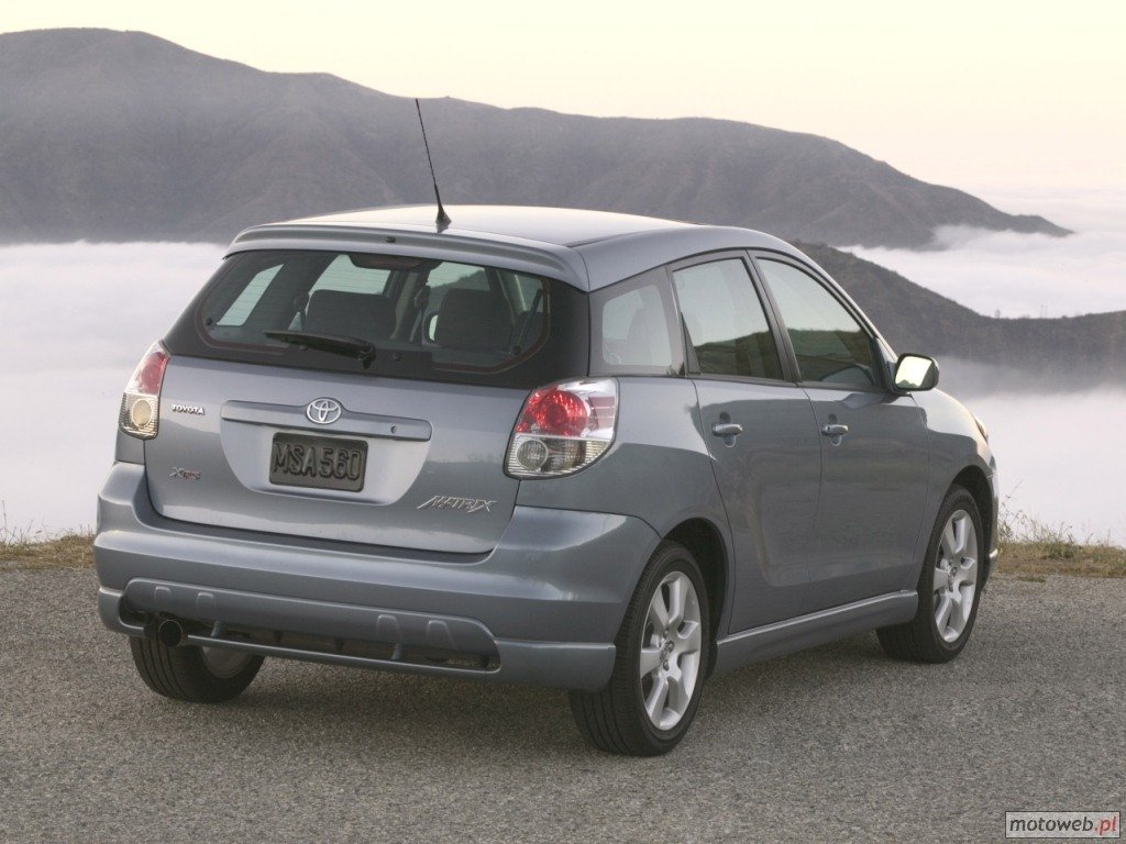 2002 Toyota Matrix Pictures Information And Specs