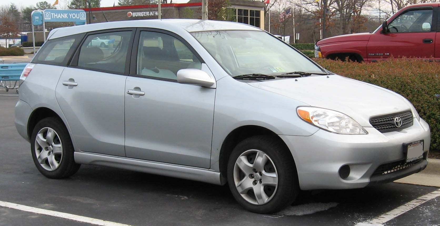 2005 Toyota Matrix Pictures Information And Specs