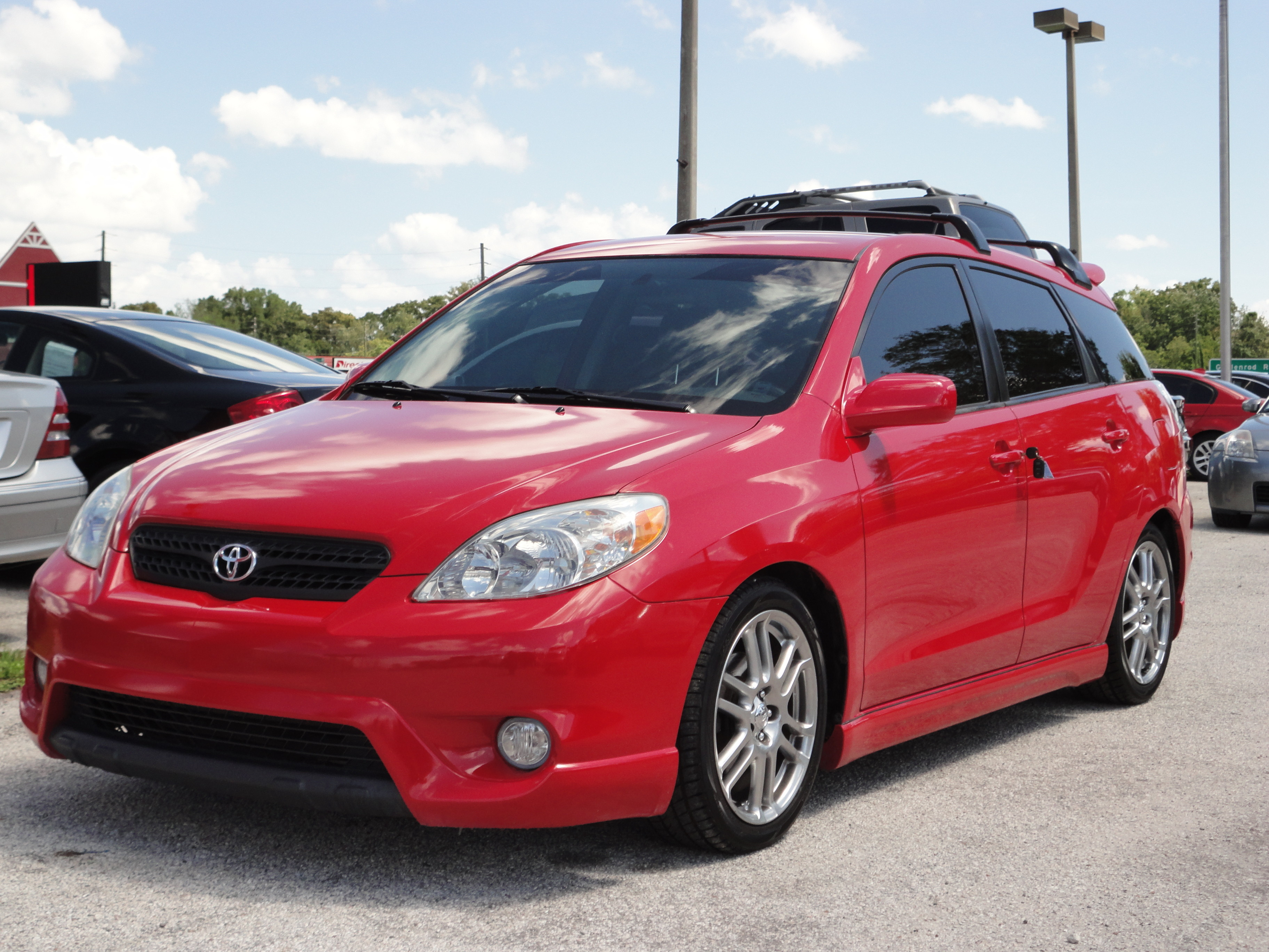 The Car Connection's Best Used Car Finds For March 1, 2013  |2006 Toyota Matrix