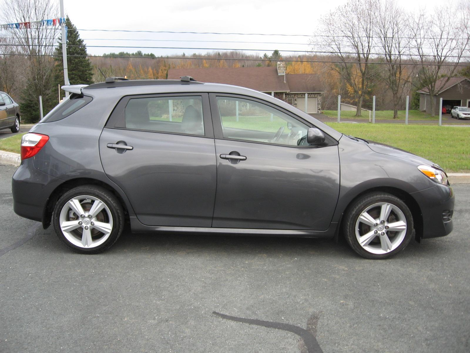 2010 Toyota Matrix Ii Pictures Information And Specs