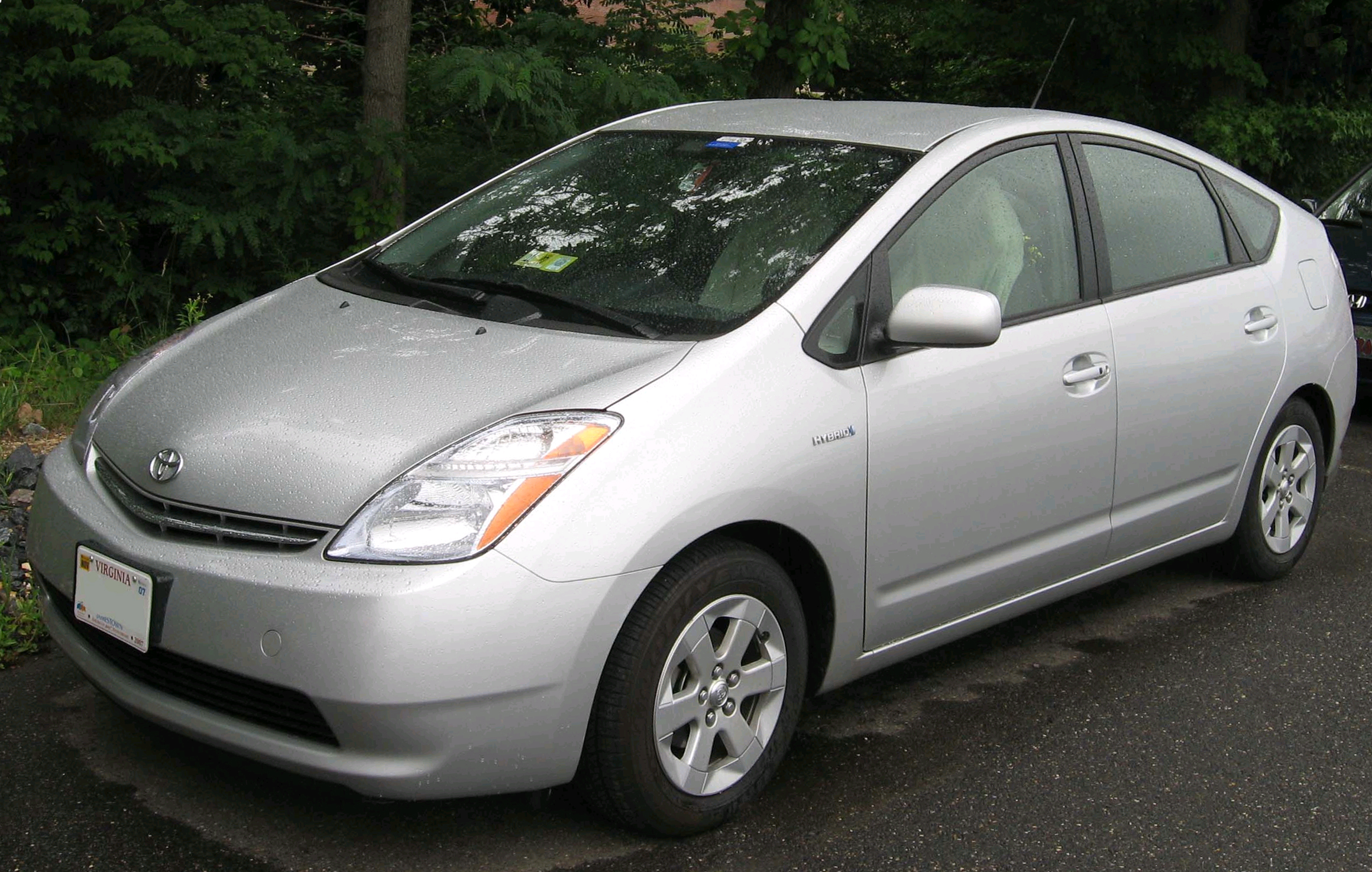 1999 Toyota Prius Pictures Information And Specs Auto
