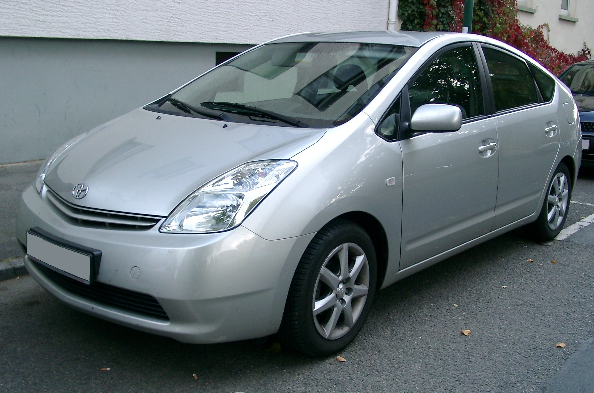 2007 toyota prius ii pictures information and specs auto. Black Bedroom Furniture Sets. Home Design Ideas