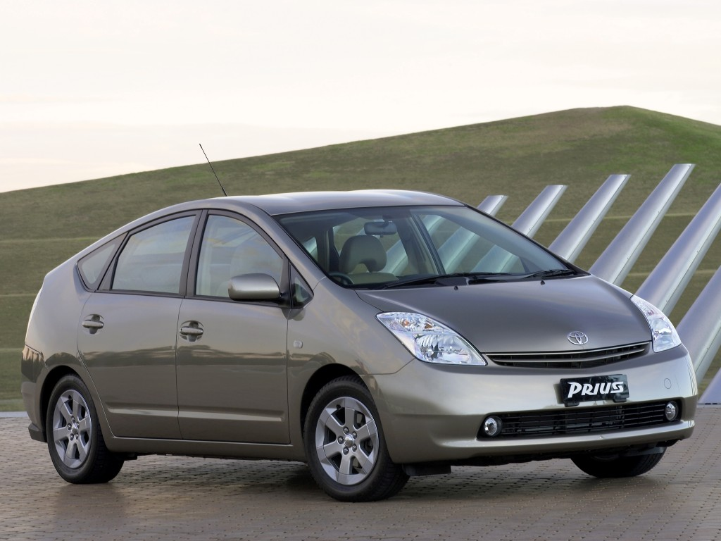 2007 toyota prius ii pictures information and specs. Black Bedroom Furniture Sets. Home Design Ideas