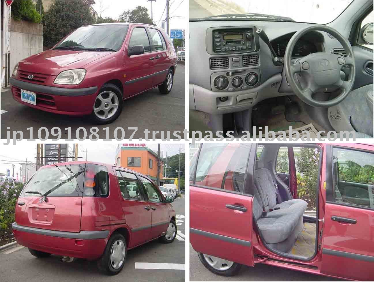 1997 Toyota Raum   pictures, information and specs - Auto-Database.com