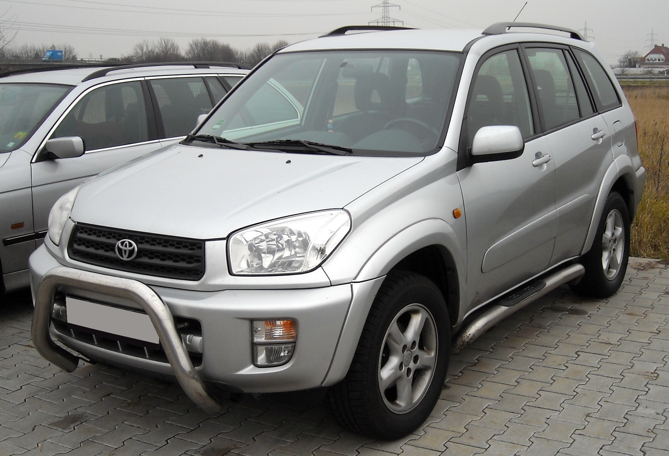 2001 toyota rav 4 ii pictures information and specs. Black Bedroom Furniture Sets. Home Design Ideas