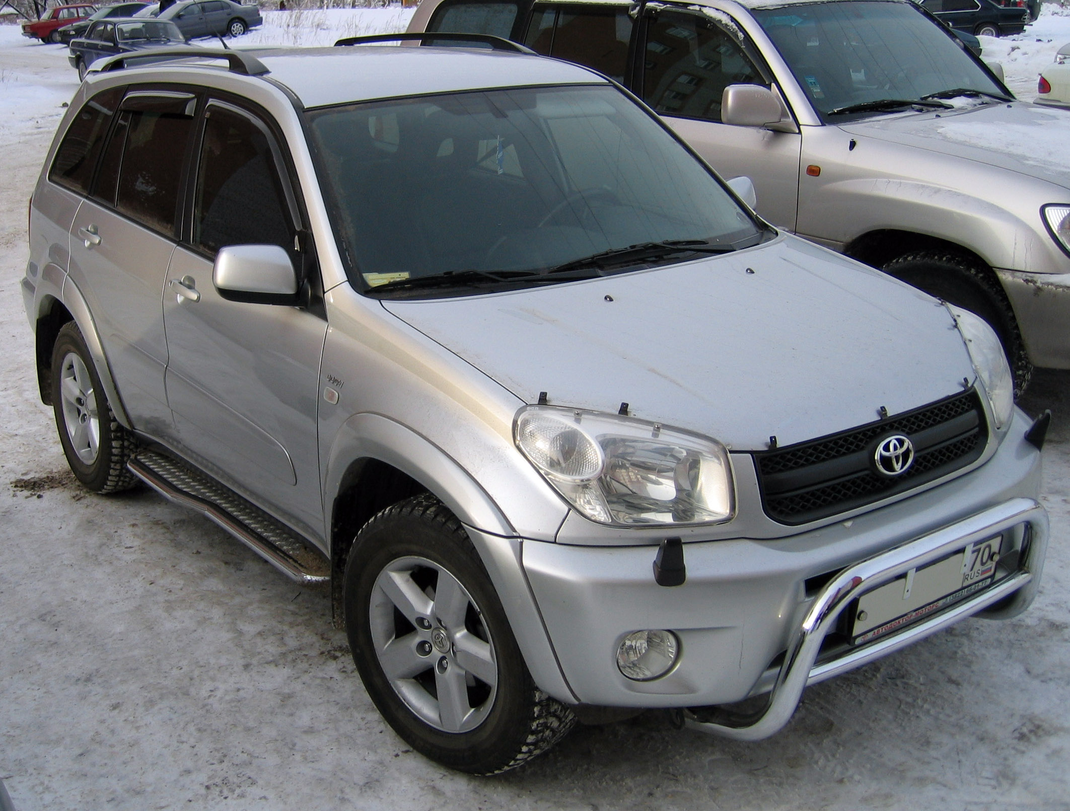 2004 toyota rav 4 ii pictures information and specs. Black Bedroom Furniture Sets. Home Design Ideas