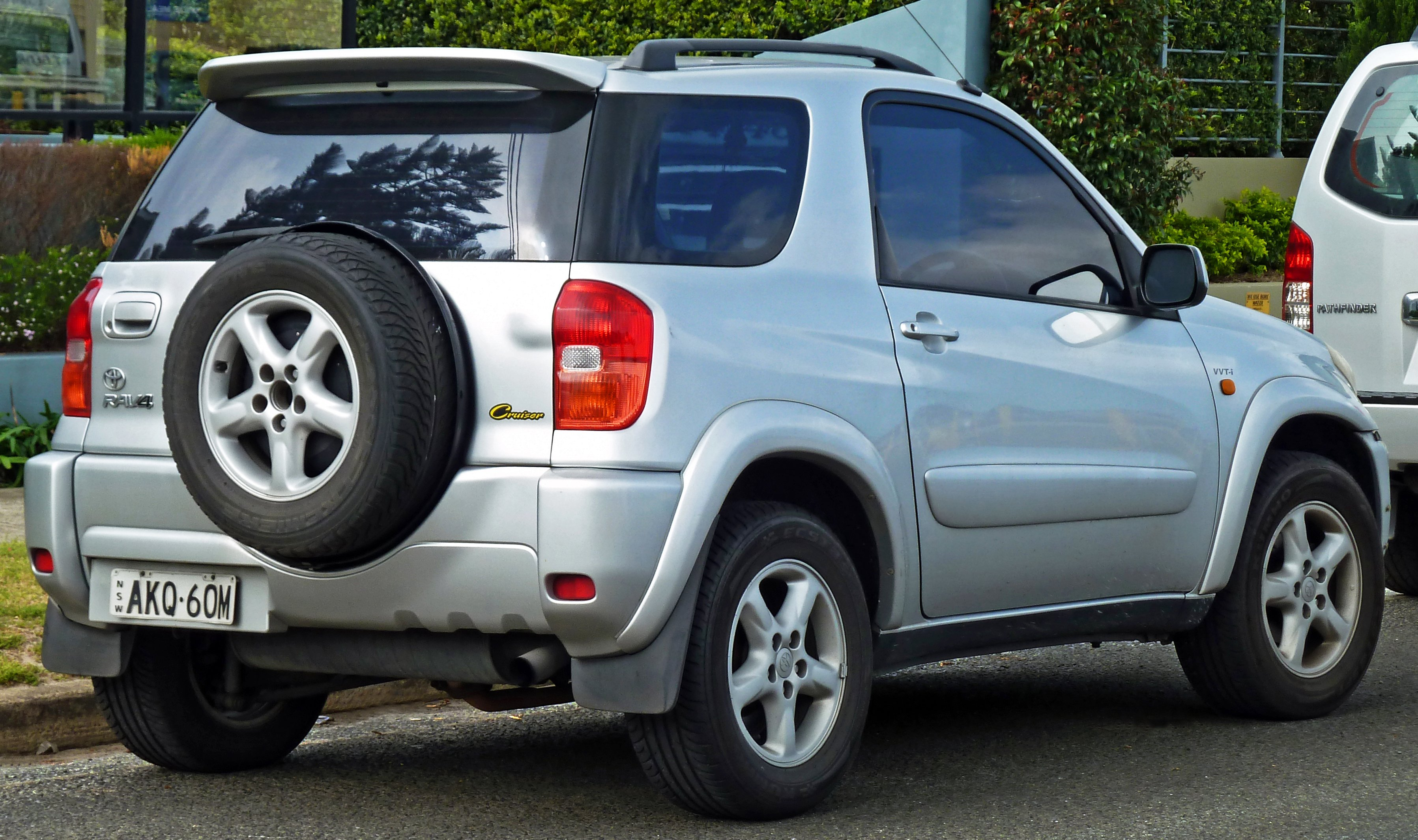 2004 Toyota Rav 4 Ii Pictures Information And Specs