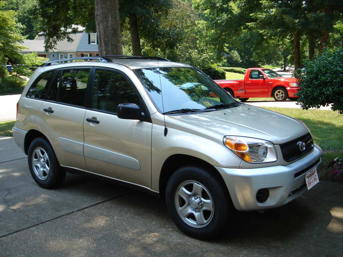 2005 toyota rav 4 ii pictures information and specs auto. Black Bedroom Furniture Sets. Home Design Ideas