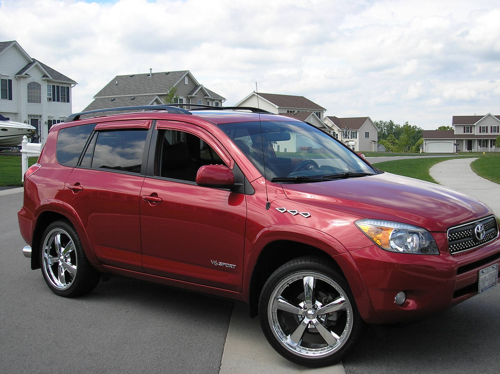 2006 toyota rav4 iii pictures information and specs. Black Bedroom Furniture Sets. Home Design Ideas