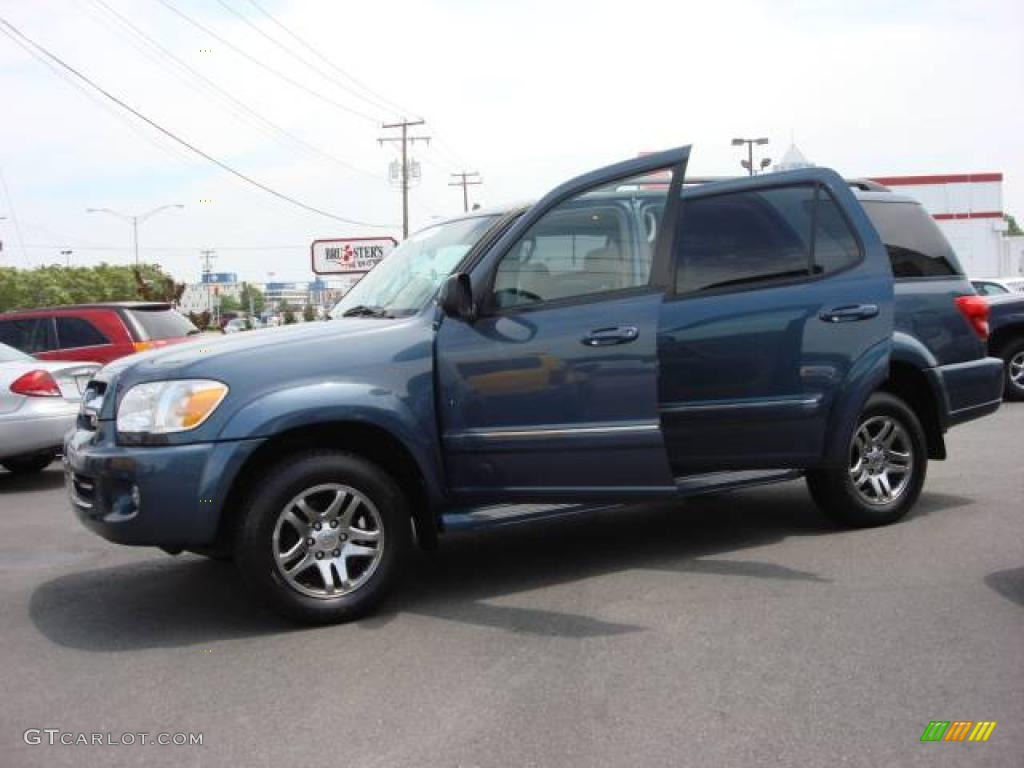 2005 Toyota Sequoia – pictures, information and specs ...