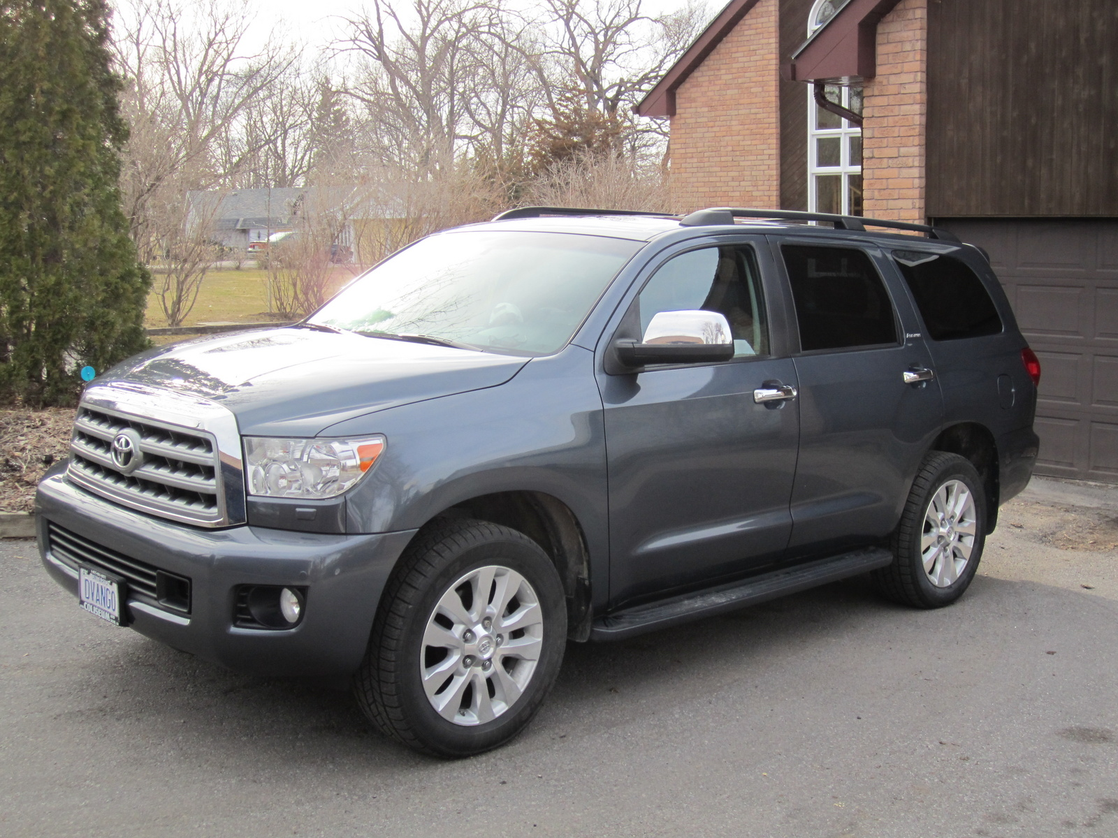2008 toyota sequoia ii pictures information and specs. Black Bedroom Furniture Sets. Home Design Ideas