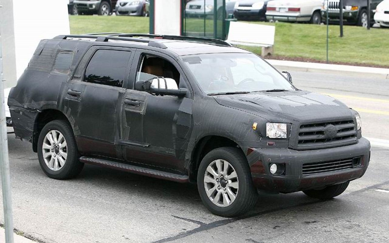 2016 toyota sequoia ii pictures information and specs auto. Black Bedroom Furniture Sets. Home Design Ideas
