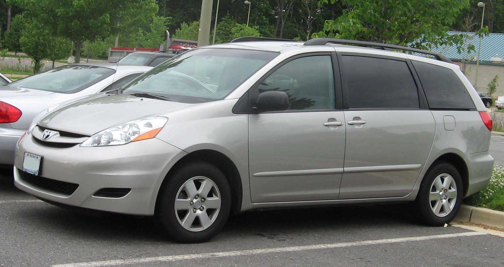 Toyota Sienna Ii 2007 Photo Gallery