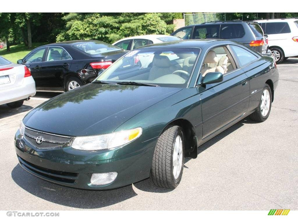 toyota solara i coupe 1999 pictures #3