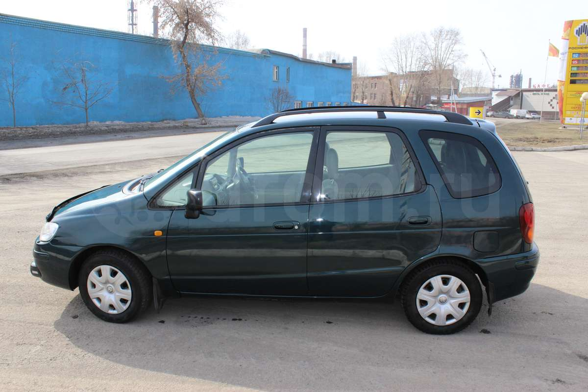 1997 Toyota Spacio Pictures Information And Specs