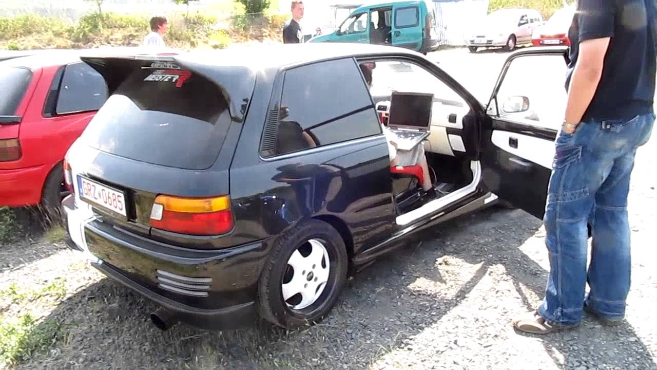 1995 Toyota Starlet ii (_p8_) – pictures, information and