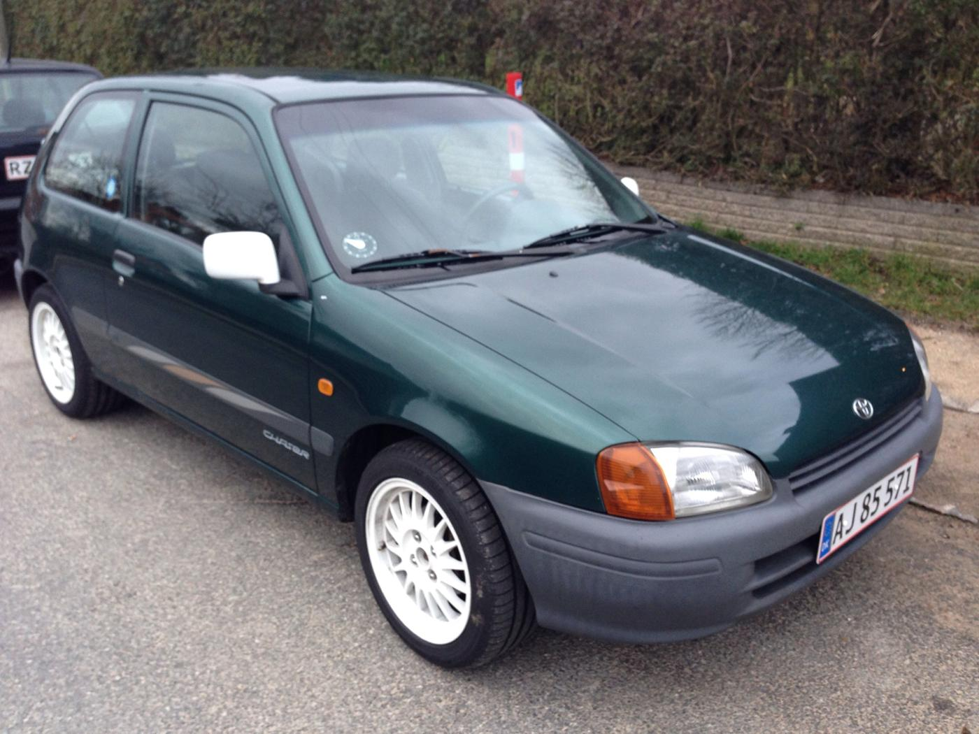 1996 Toyota Starlet Iii   P9    U2013 Pictures  Information And