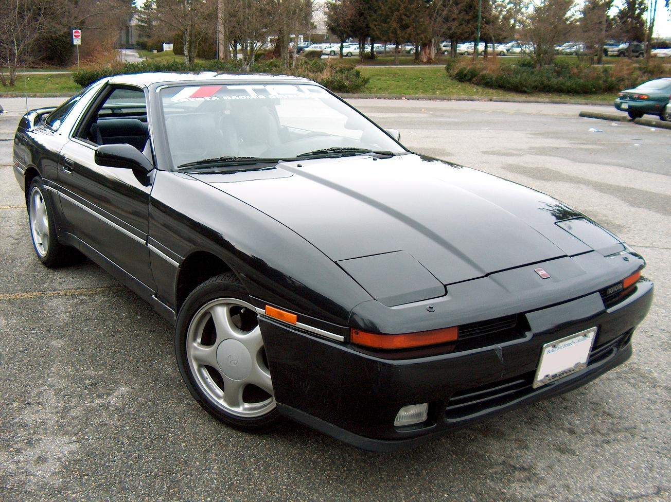 1992 Toyota Supra (_a7_) – pictures, information and specs - Auto ...