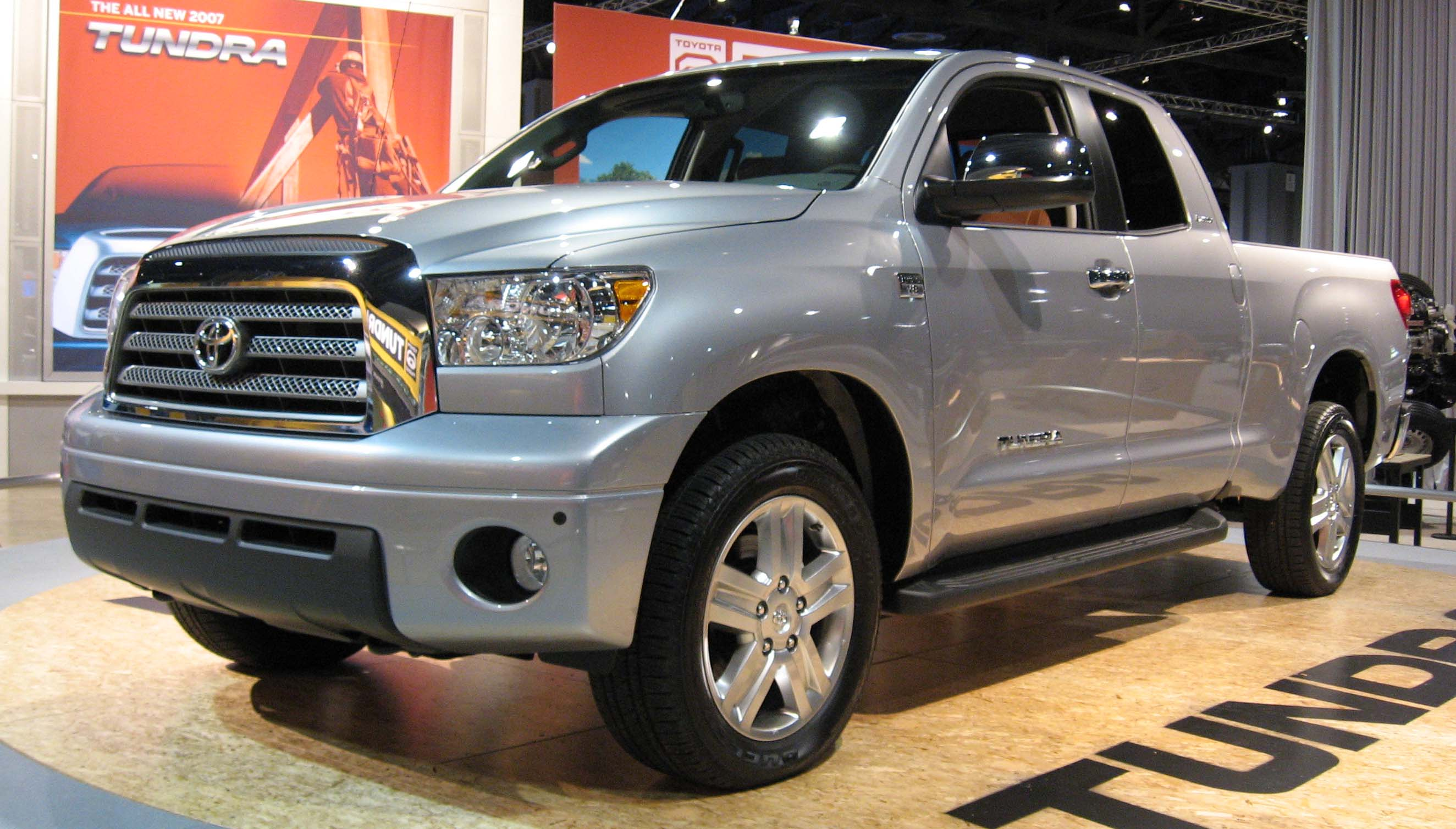 2007 toyota tundra ii pictures information and specs auto. Black Bedroom Furniture Sets. Home Design Ideas