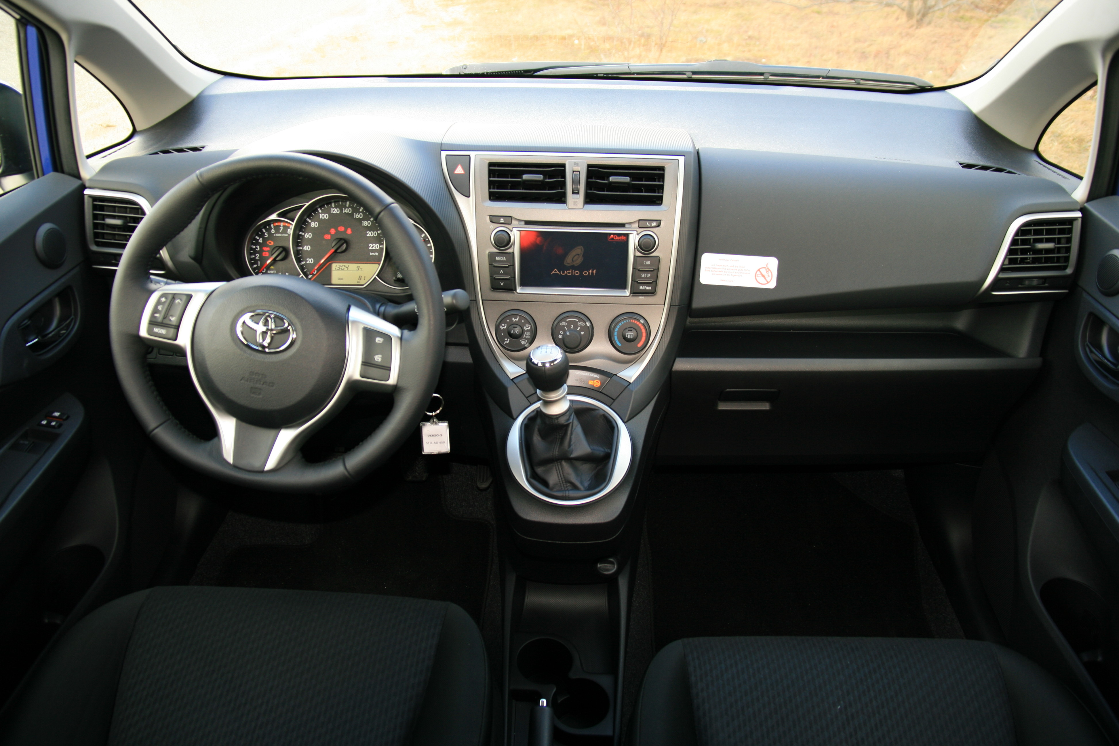 Toyota Verso Pictures Information And Specs 2015 Interior Wallpaper 8
