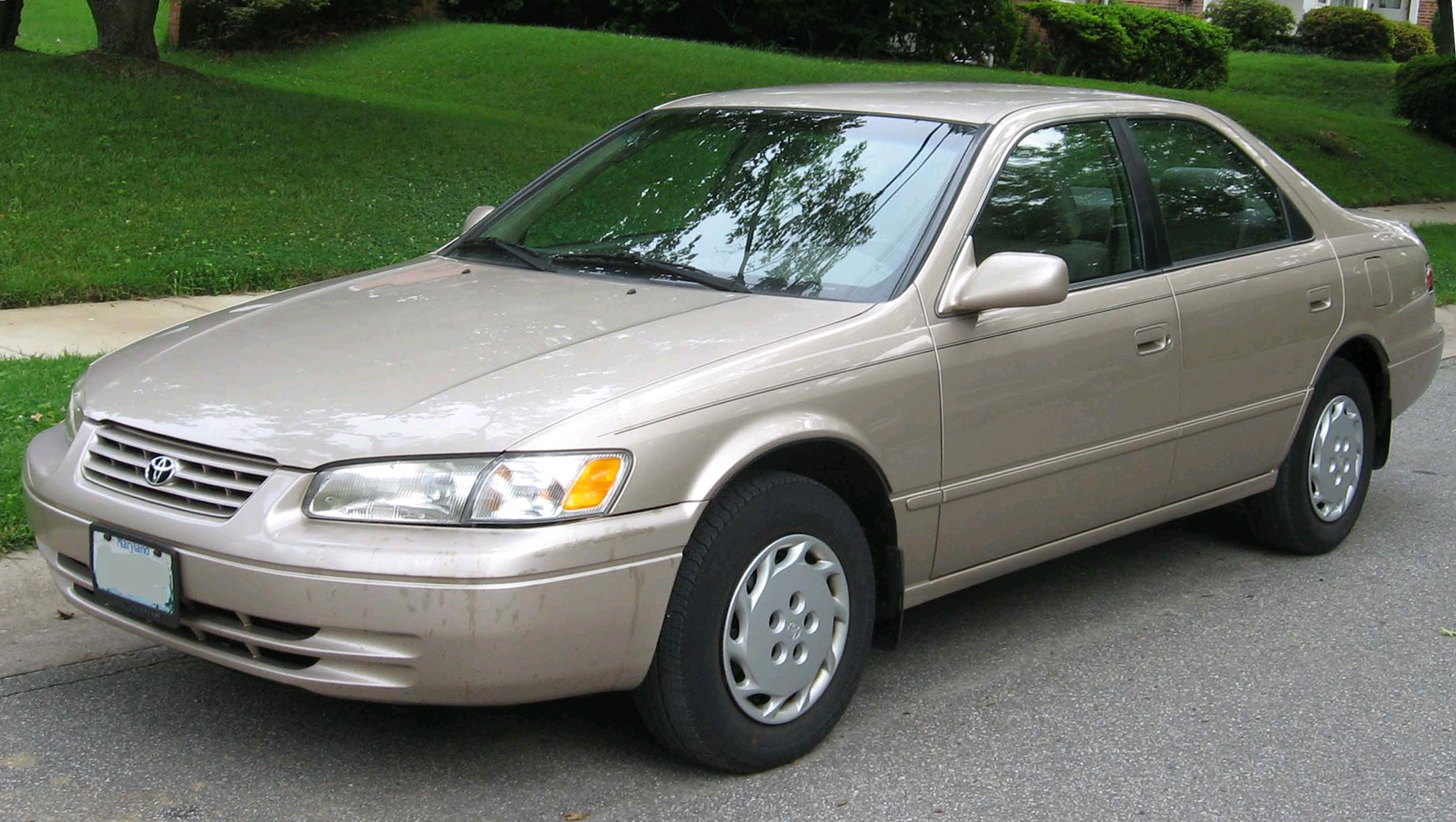 1997 Toyota Vista   pictures, information and specs - Auto