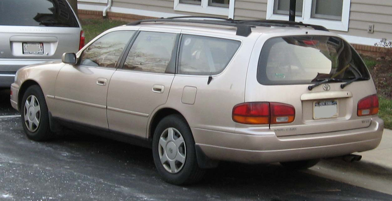 1999 Toyota Vista (50)   pictures, information and specs - Auto