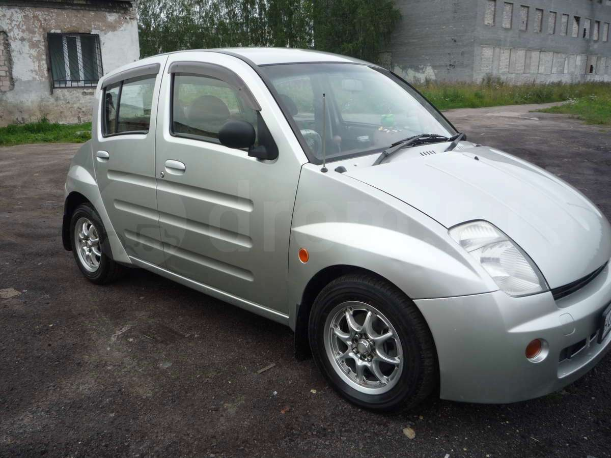 2000 Toyota Will vi – pictures, information and specs - Auto-Database.com