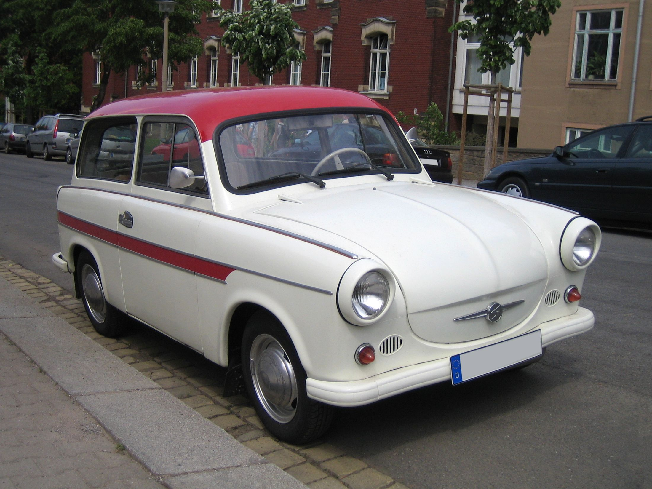 trabant pictures #11
