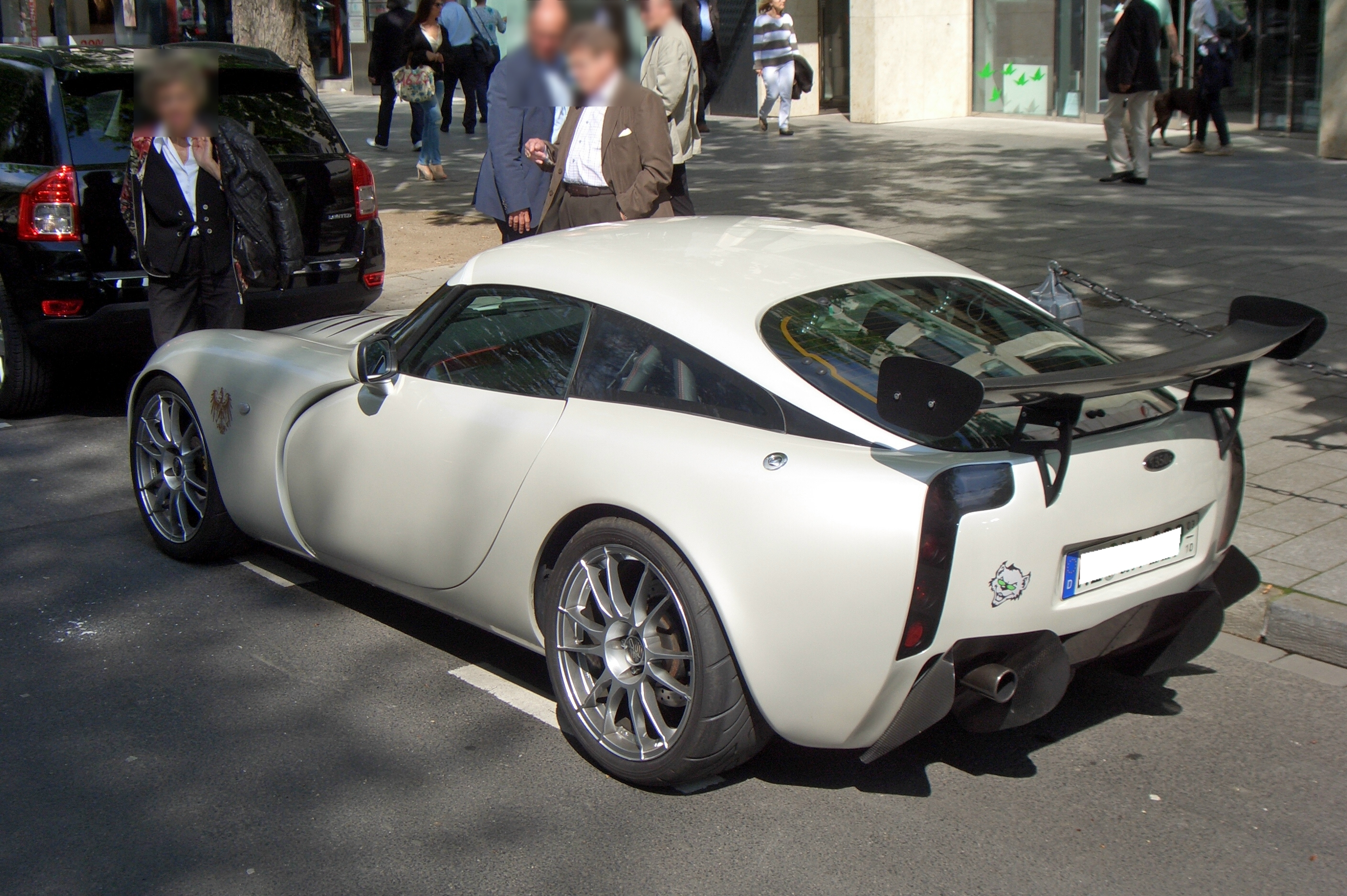 tvr 350 images