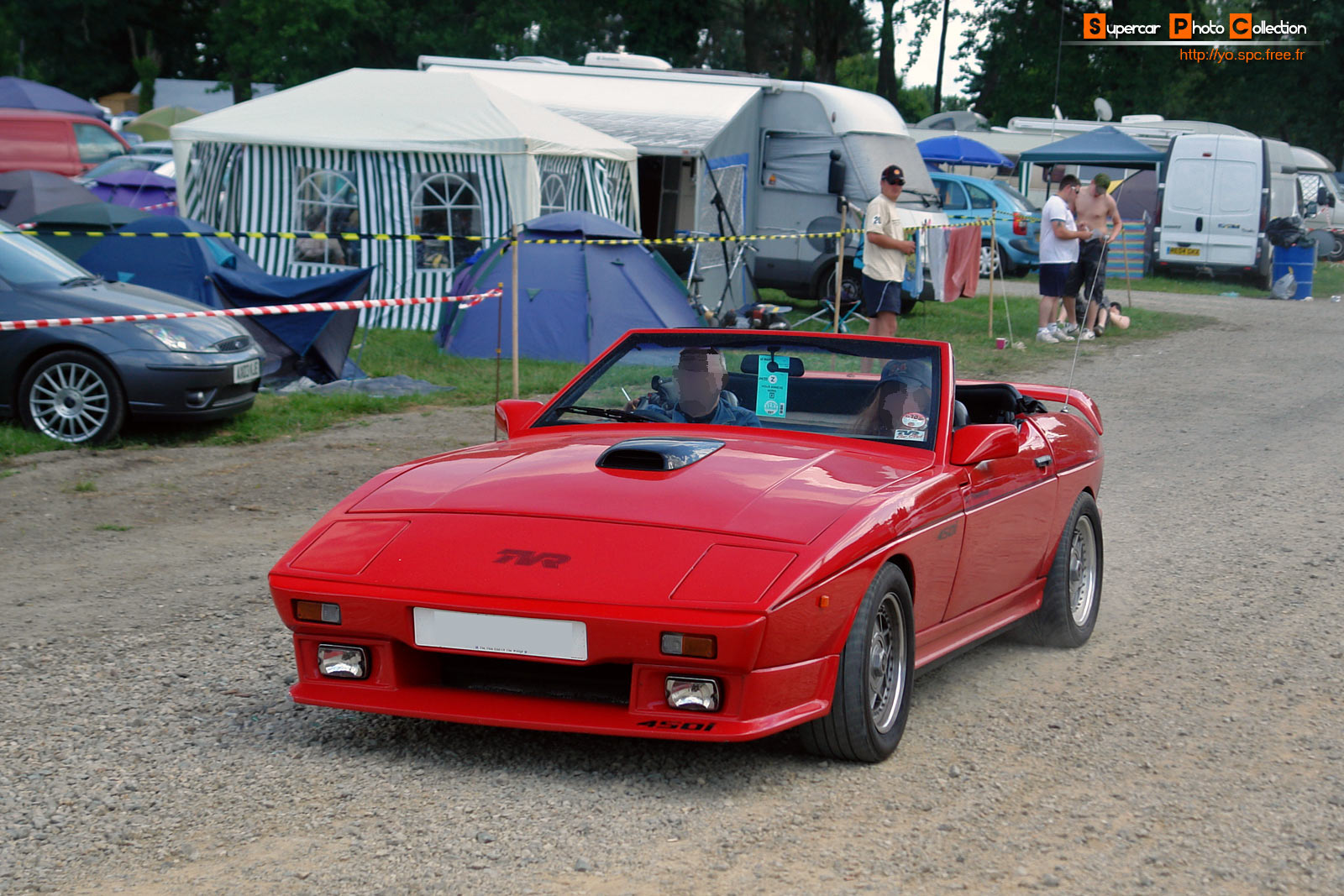 tvr 450 pictures