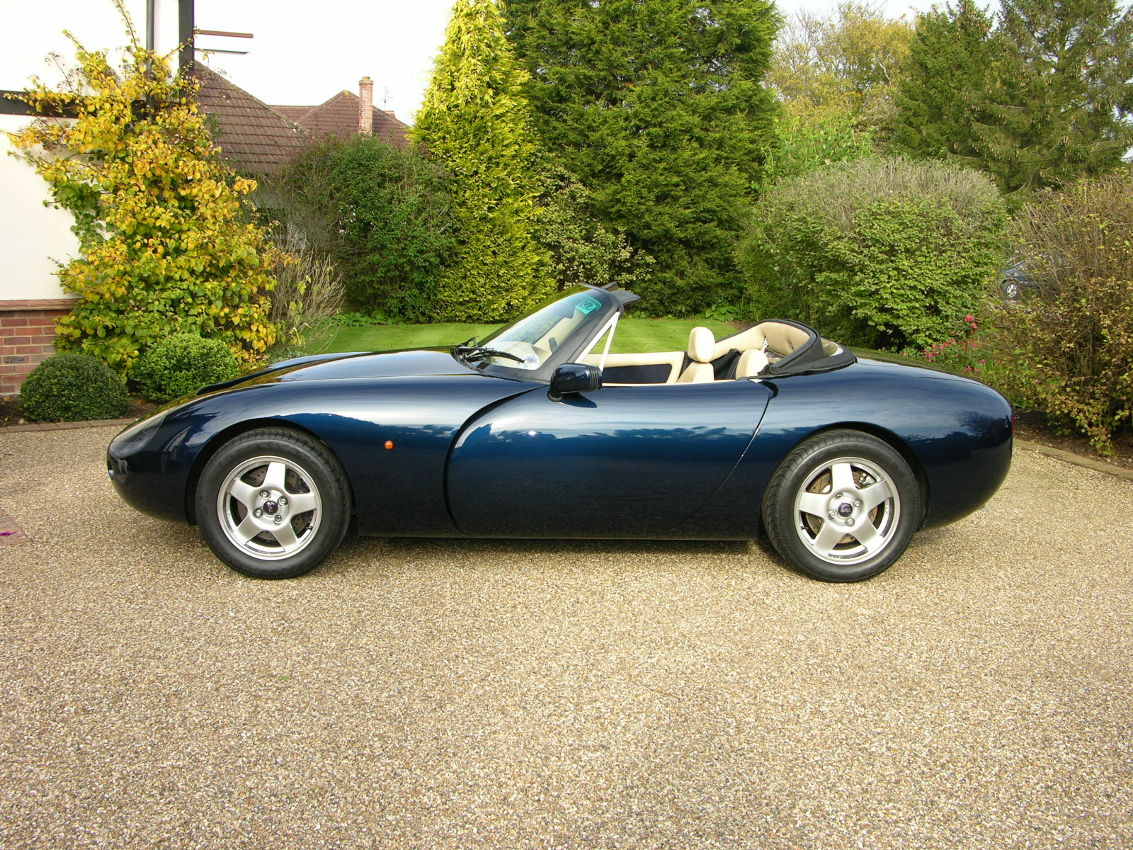 tvr griffith pictures