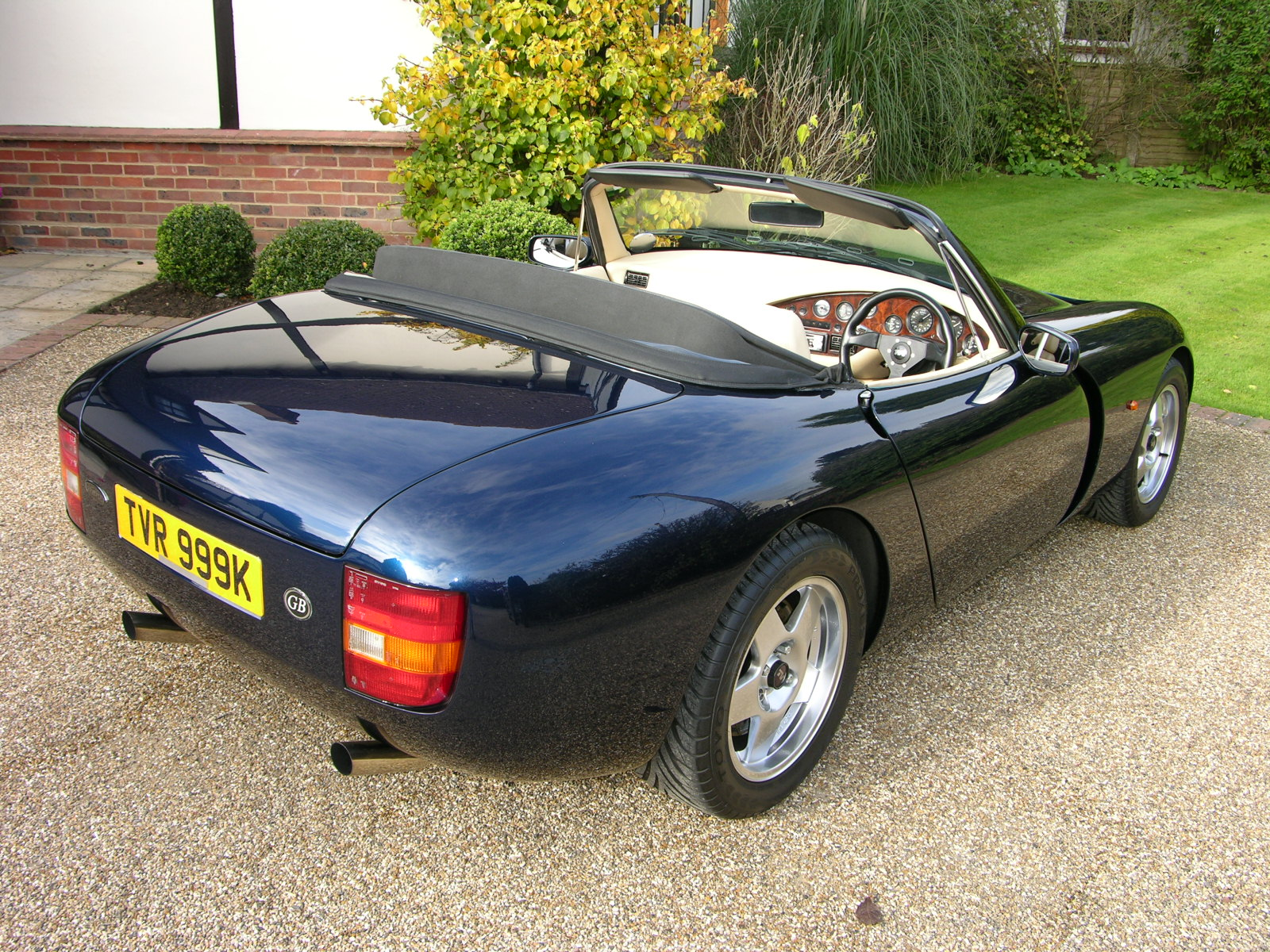 tvr griffith seriess