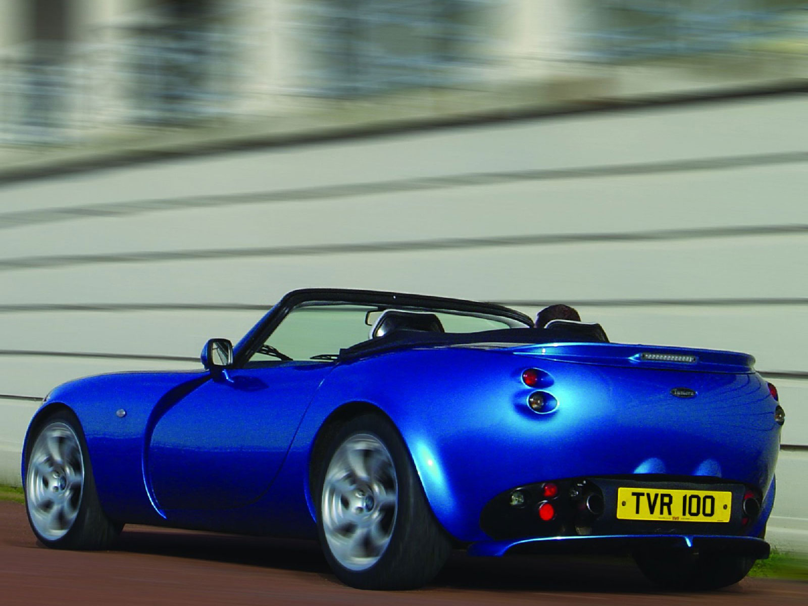 tvr tamora pictures