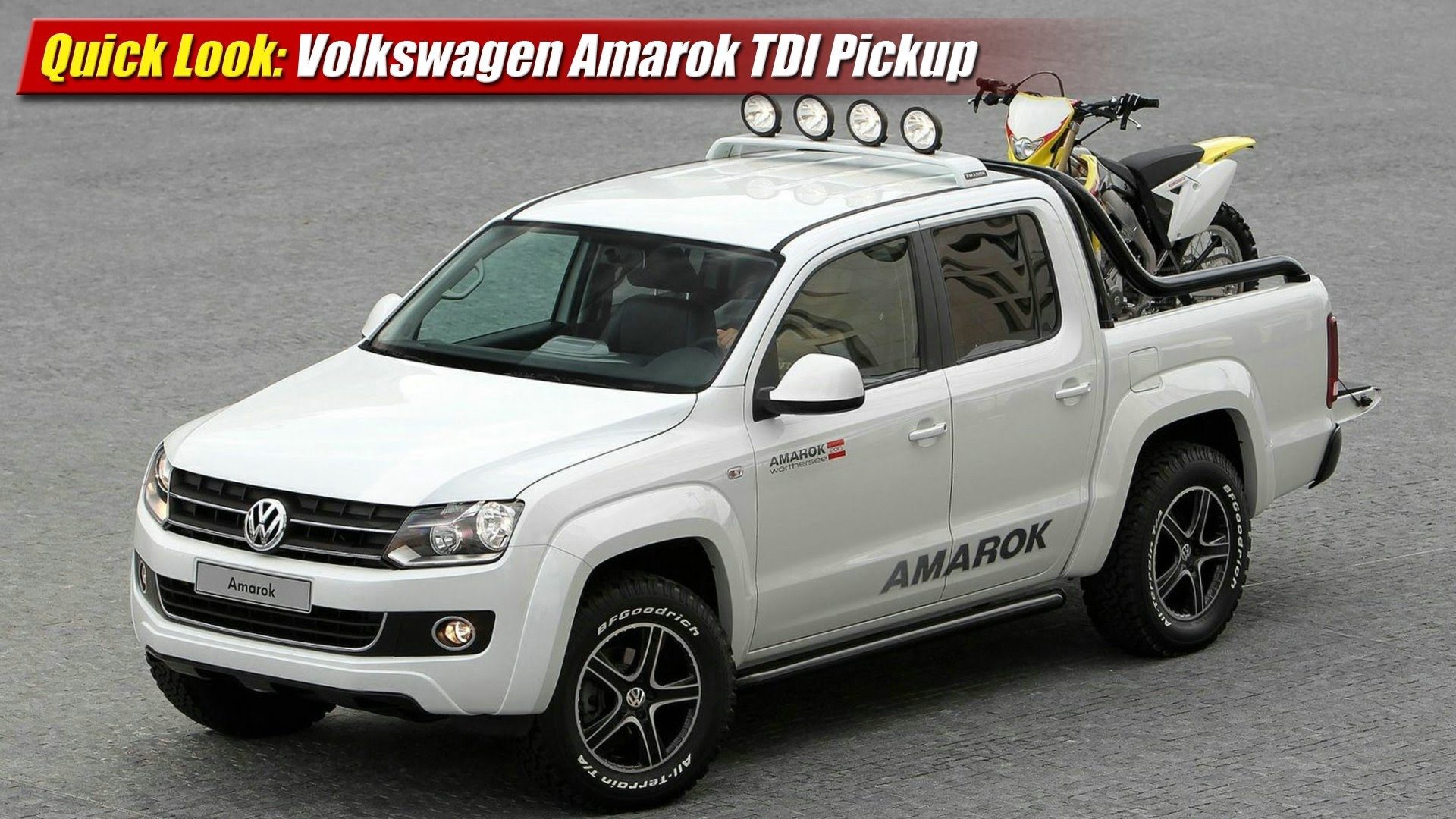2016 vw amarok coming to usa autos post. Black Bedroom Furniture Sets. Home Design Ideas