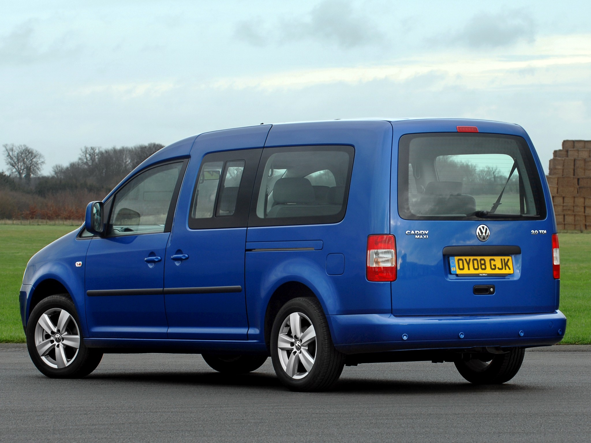 2007 volkswagen caddy pictures information and specs auto. Black Bedroom Furniture Sets. Home Design Ideas