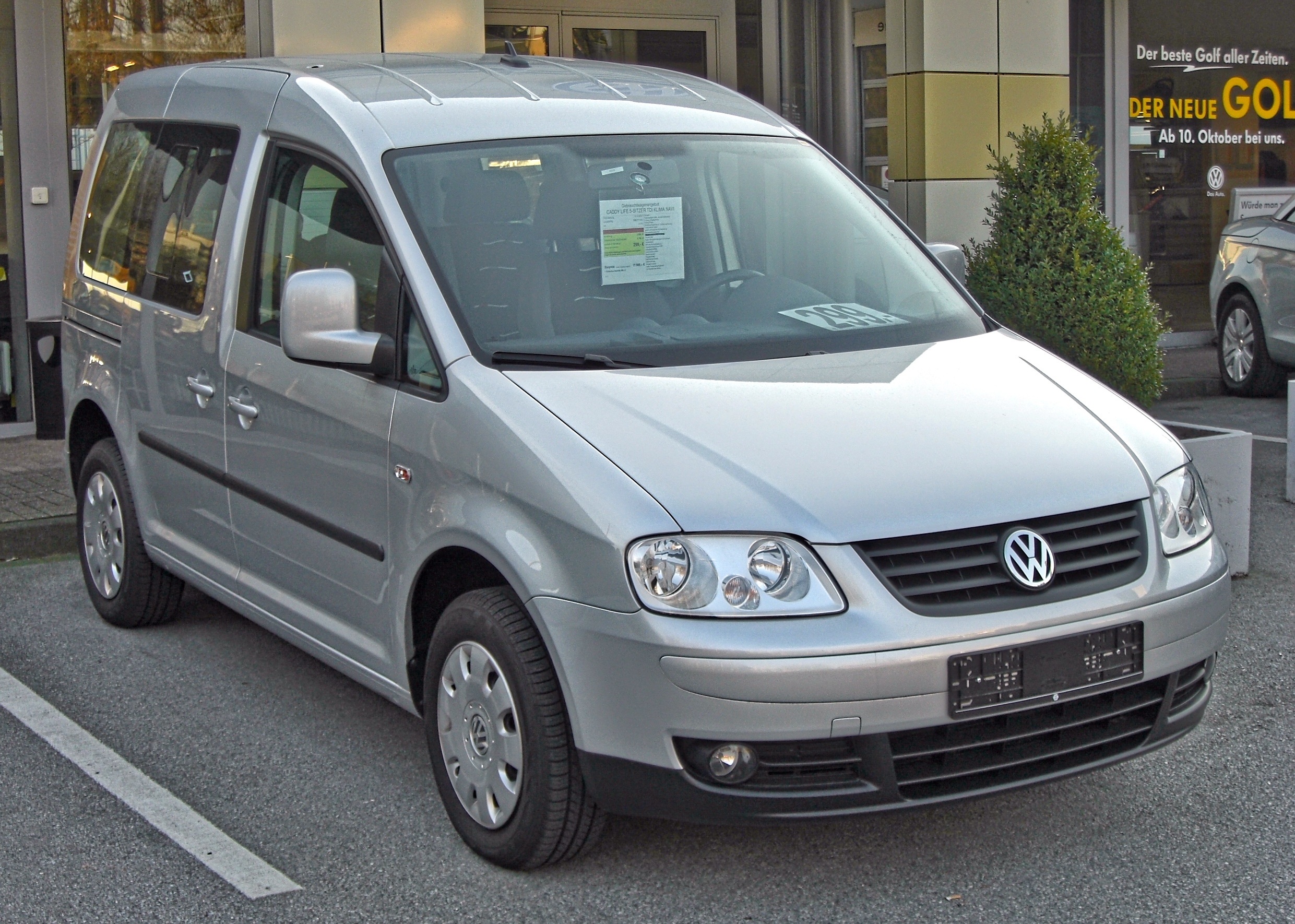 2009 volkswagen caddy pictures information and specs auto. Black Bedroom Furniture Sets. Home Design Ideas