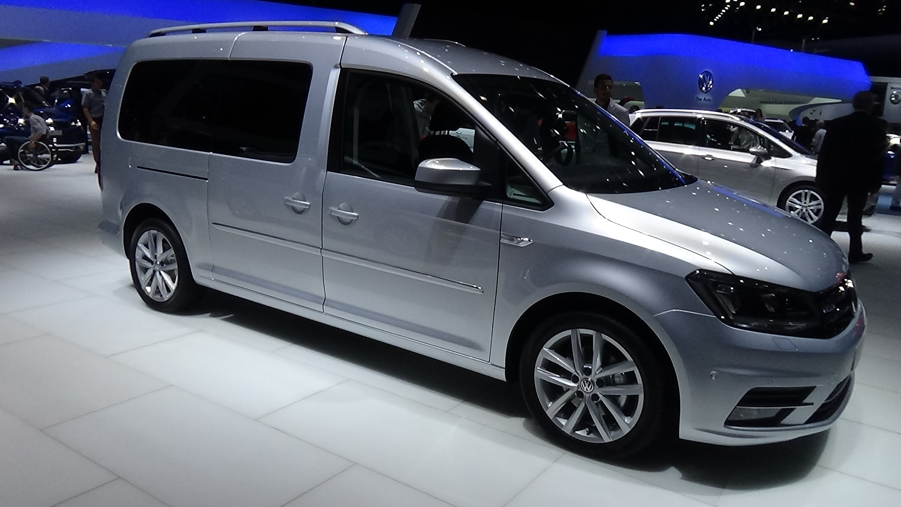 2016 volkswagen caddy pictures information and specs auto. Black Bedroom Furniture Sets. Home Design Ideas