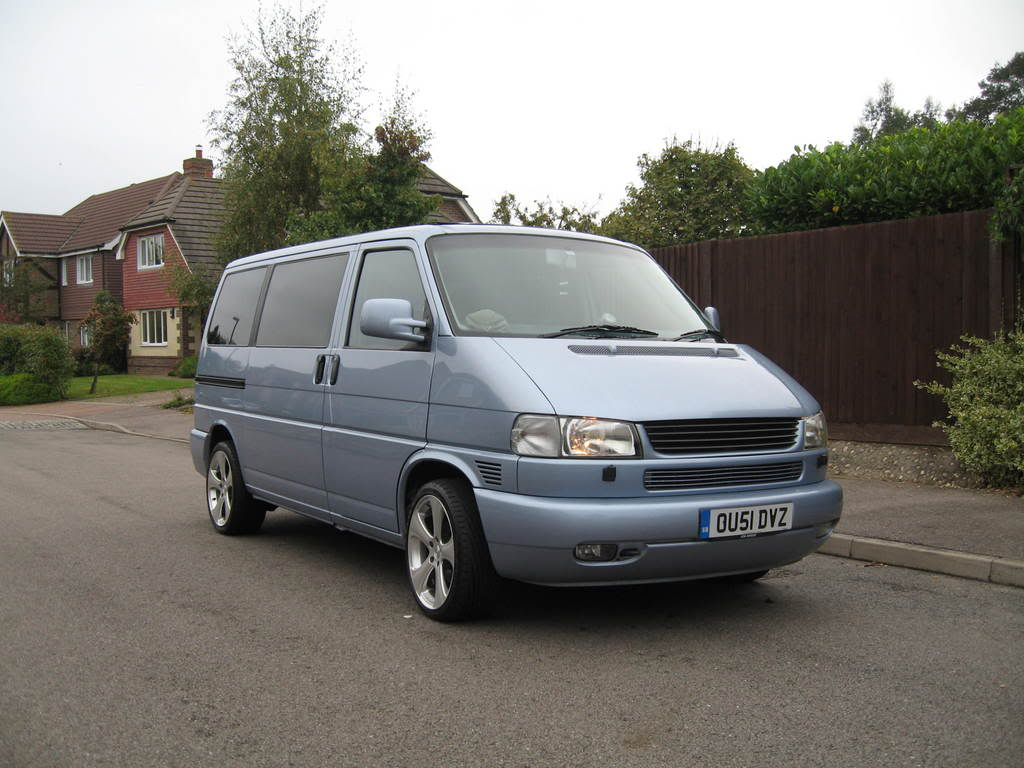 1998 volkswagen caravelle i t4 pictures information. Black Bedroom Furniture Sets. Home Design Ideas