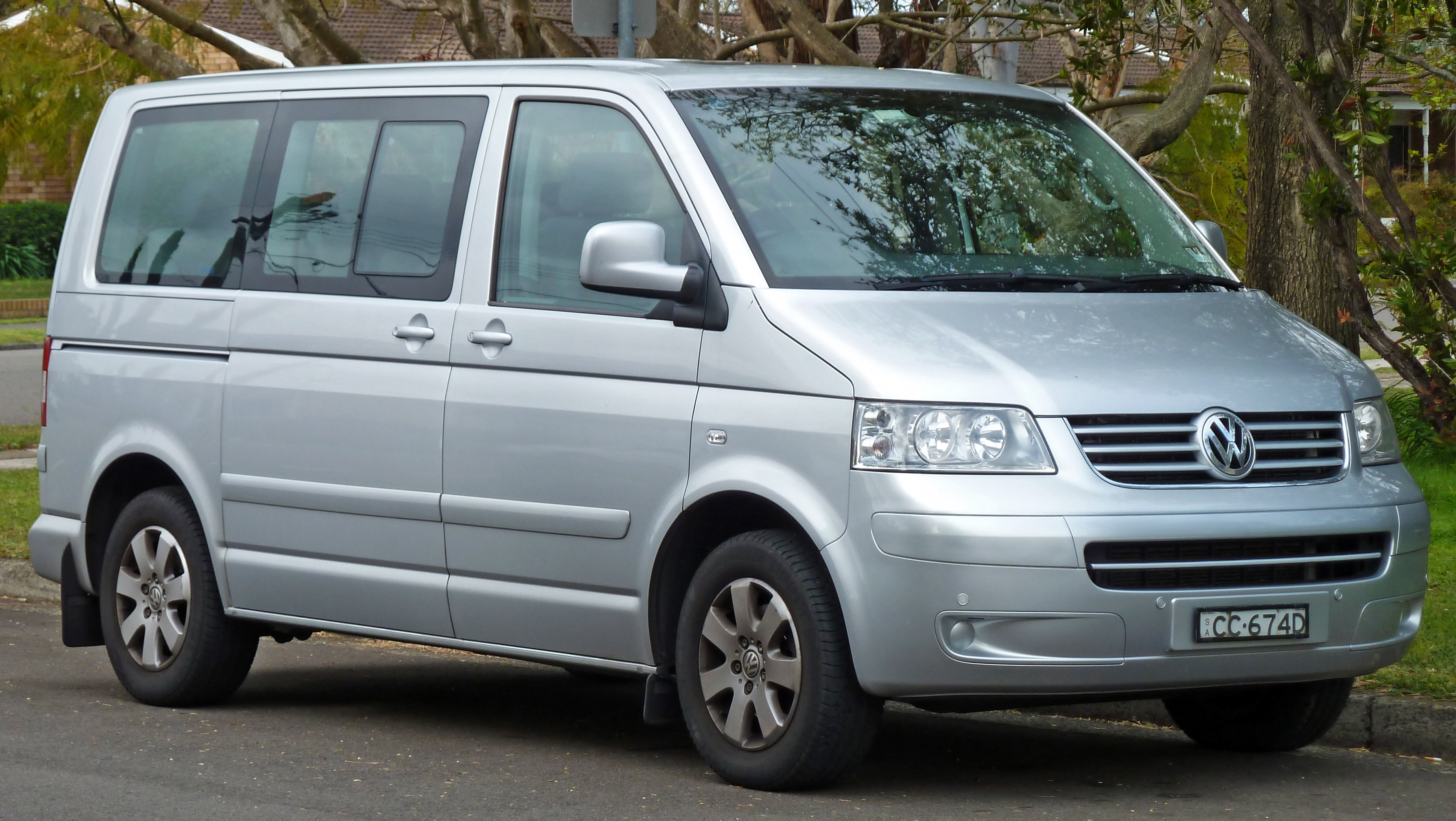 2011 volkswagen caravelle ii t5 pictures information and specs auto. Black Bedroom Furniture Sets. Home Design Ideas